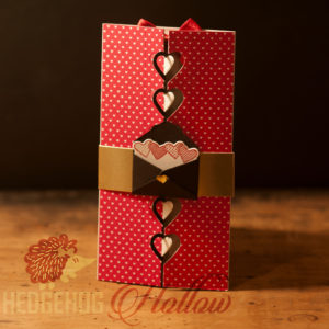 Valentines Die Cut Together