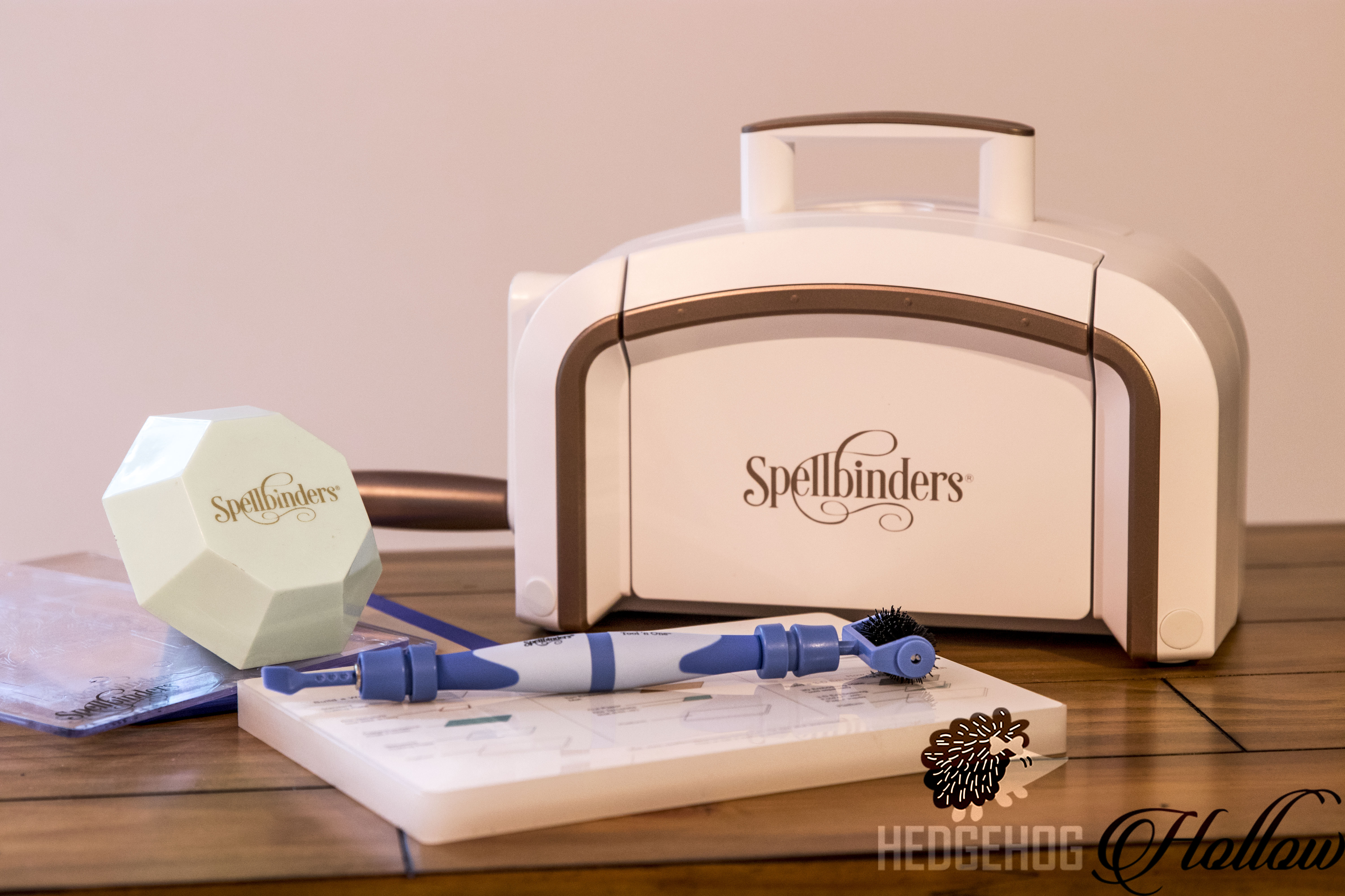 Spellbinders Platinum 6 Mini Series