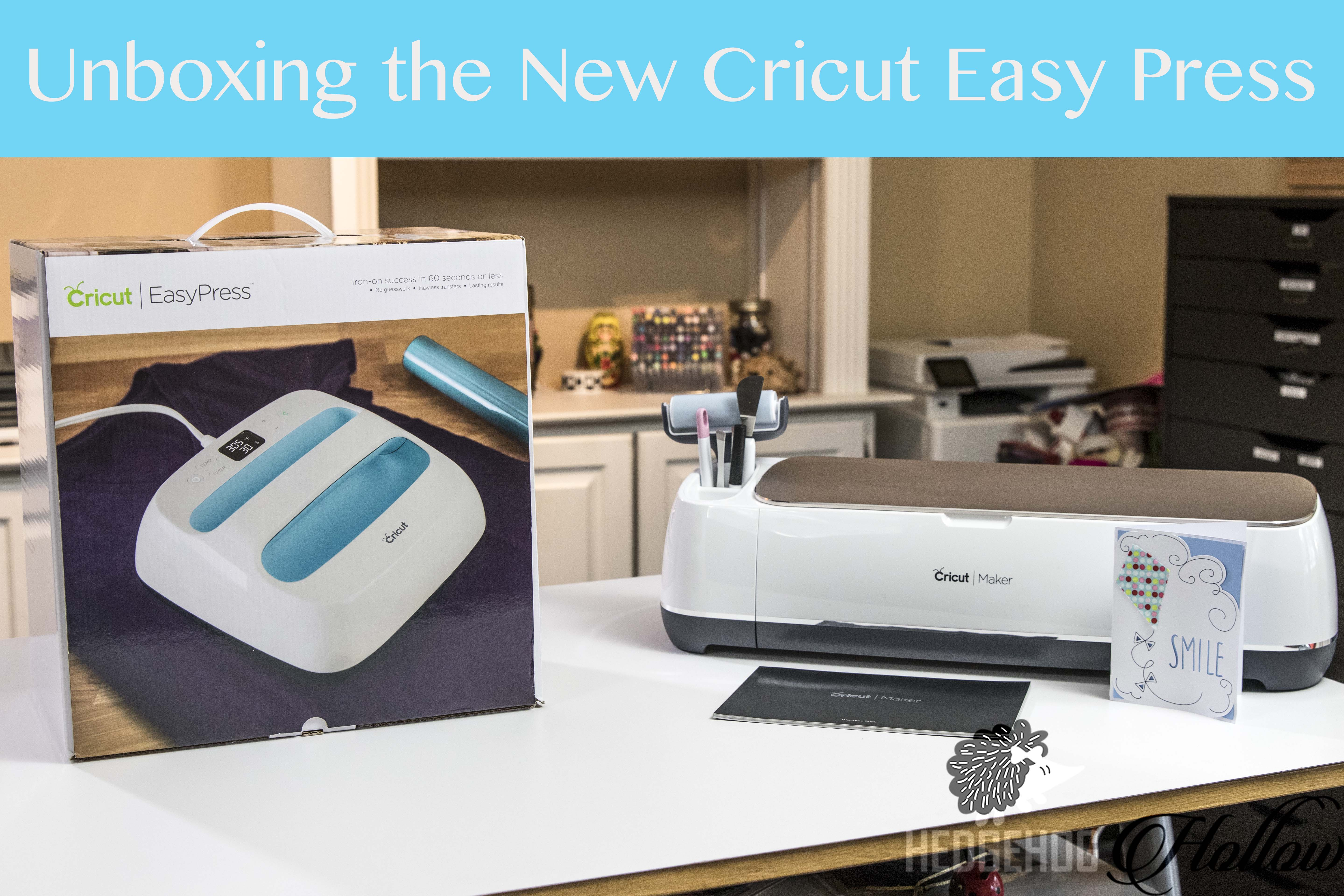 Unboxing and Getting Started with the Circuit Easy Press