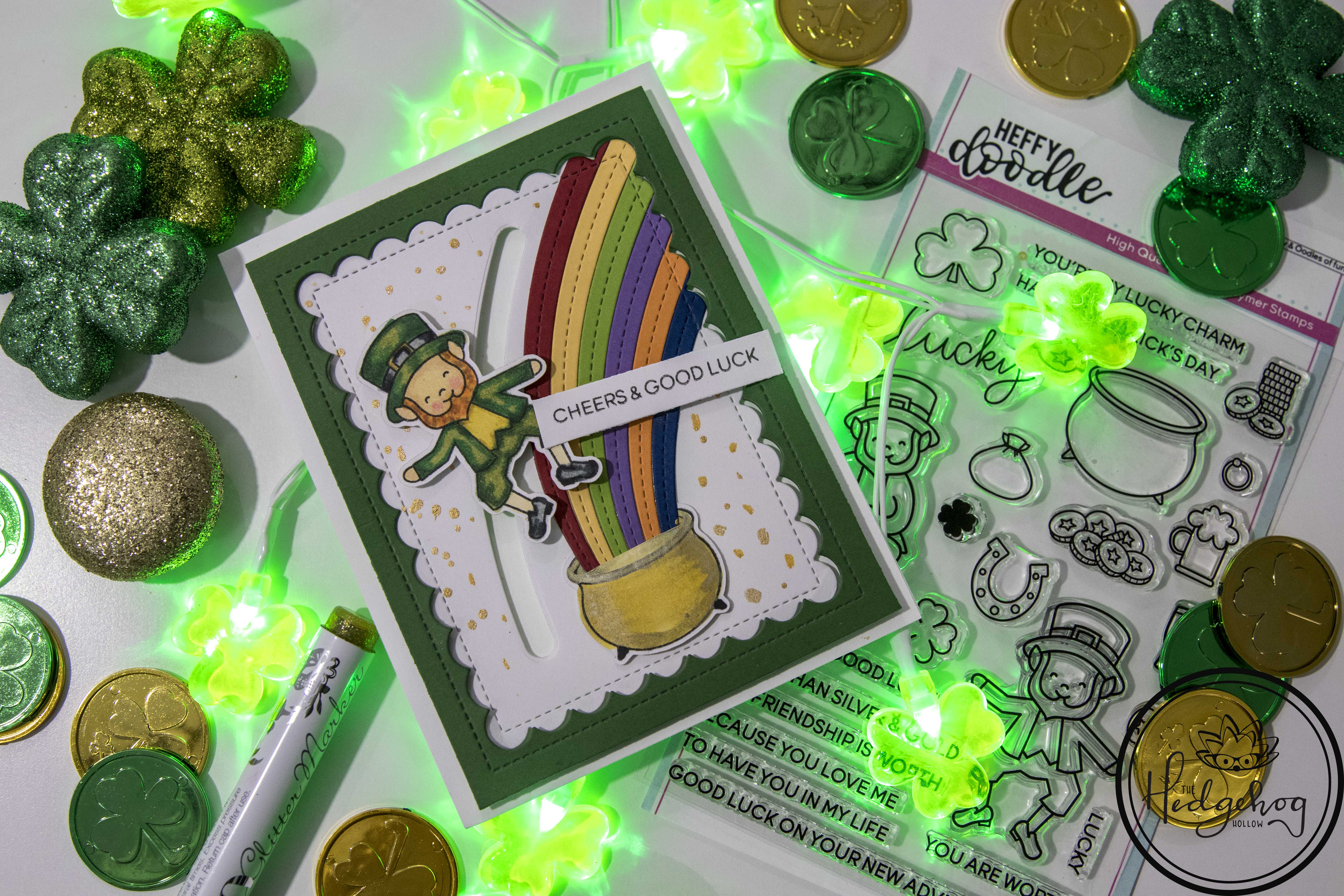 Heffy Doodle Blog Hop – Happy Paddy's Day