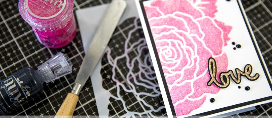 How to fix a big mistake when cardmaking!