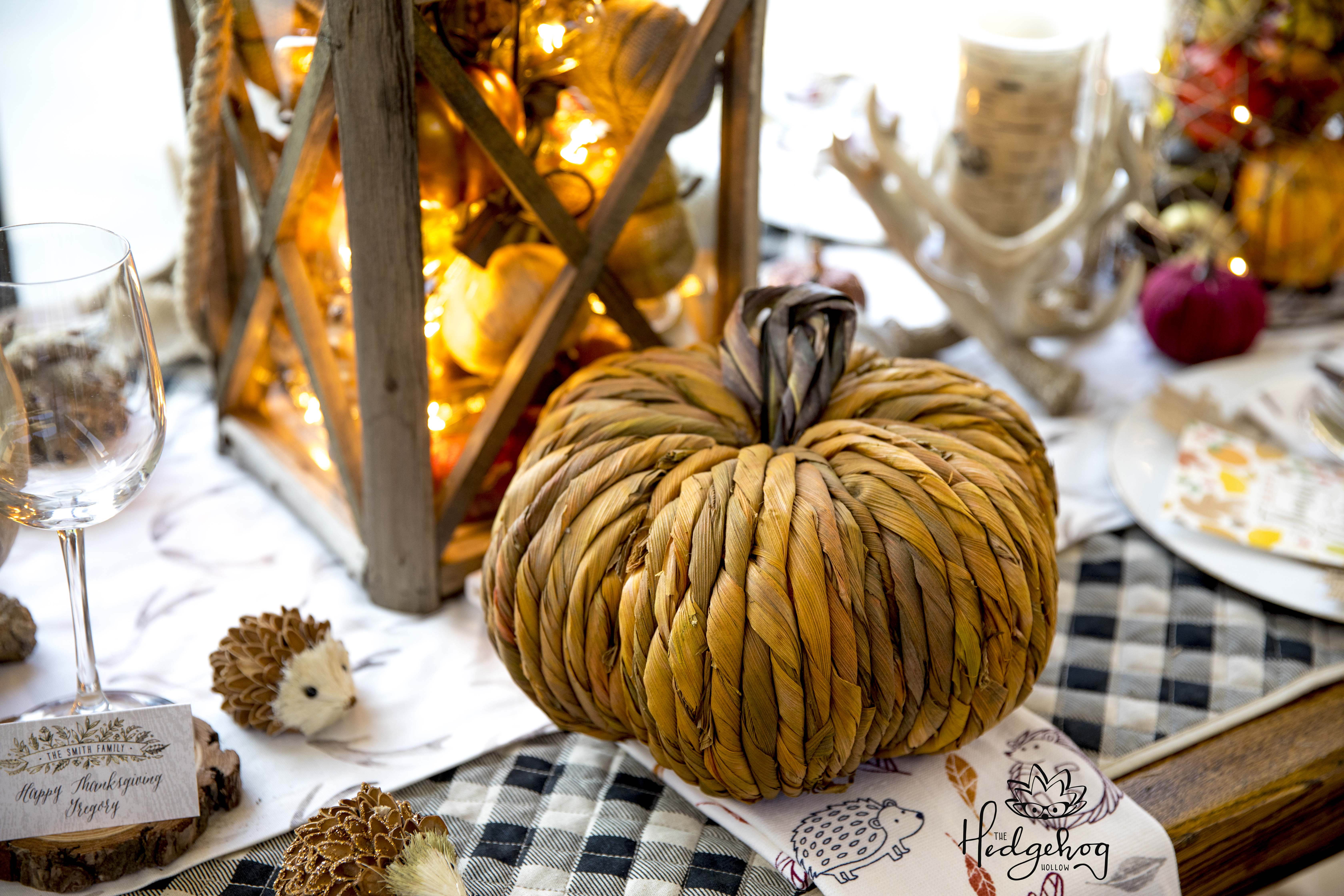 Get a head start on your Fall Holidays – Day 4: Finishing Touches & Home Decor Tips