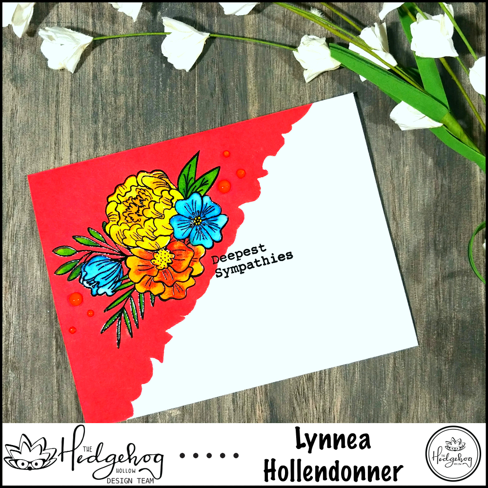 Bountiful Blooms Stamp and Add-On