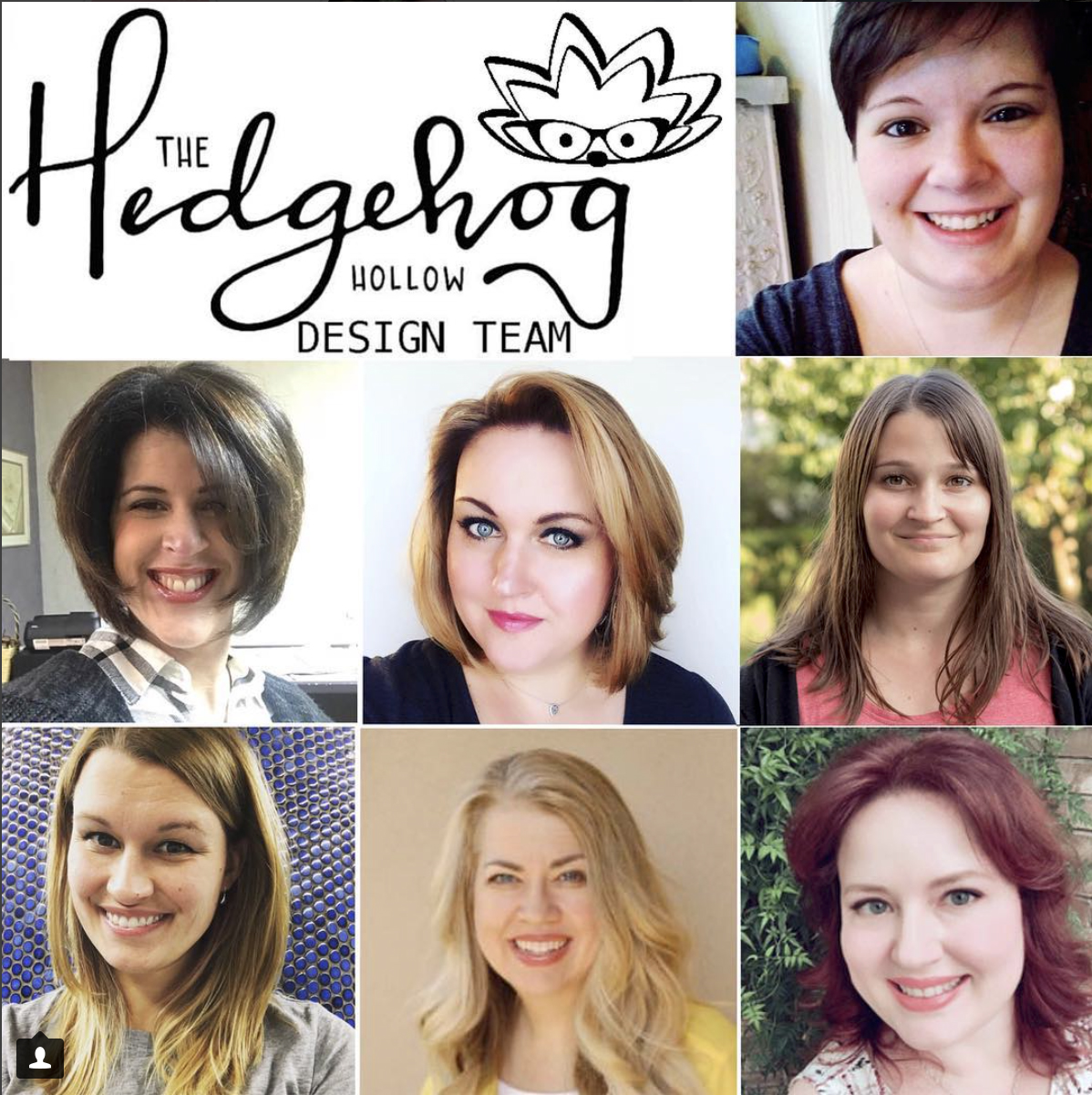 New Hedgehog Hollow Design Team