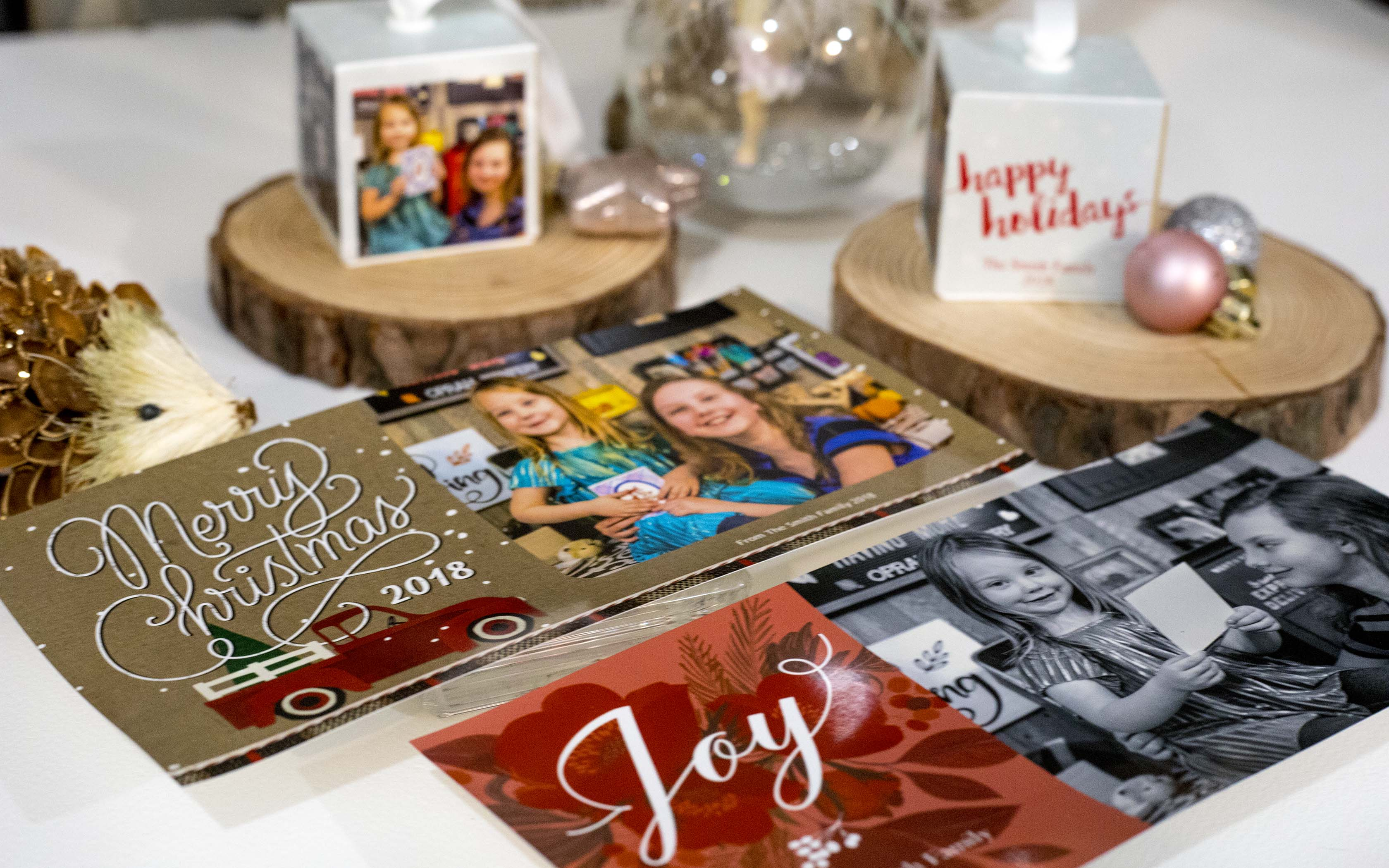 Create Custom Holiday Cards & Memories with Kodak Moments