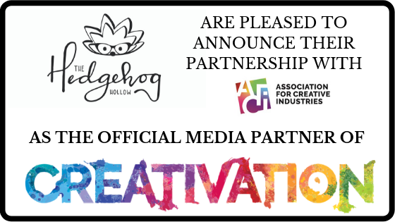 We are the Official Media Partner Of Creativation!