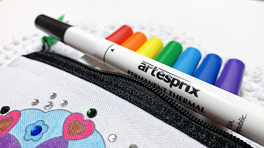 Crafting with Artesprix Markers