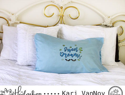 Pillowcases with Artesprix Markers