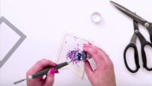Top Tips for Homemade Shaker Cards - Confetti Filling