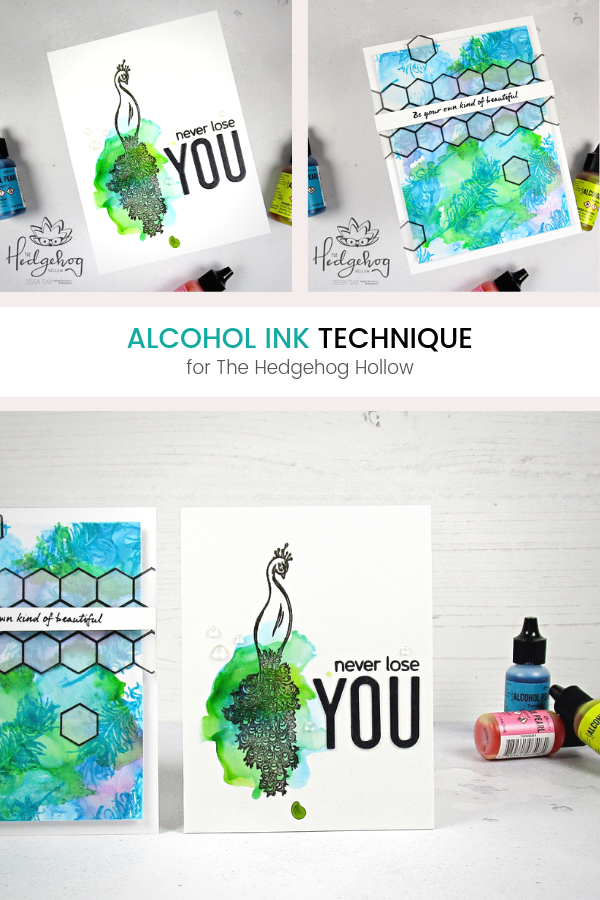 Alcohol Ink Techniques | Pinterest