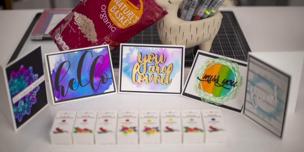 Altenew | Refresh Your Watercolor Brush Markers Blog Hop + Giveaway