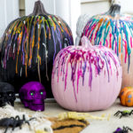 Top Pumpkin Decoration for a Halloween Theme