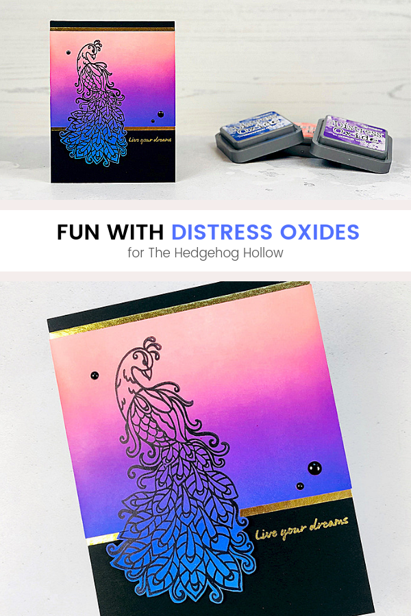 Pinterest | Fun with Distress Oxides