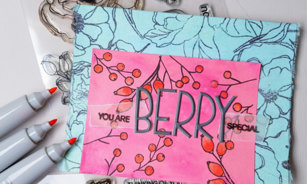 You Are Berry Special with Jenny Cavanaugh-Bond