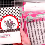 New Holiday Craft Stamps & Pixie Dust BONUS!  INKTOBERFEST – Day 22