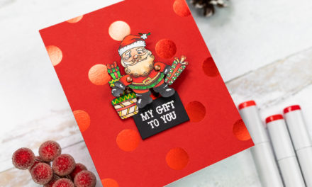 Easy Interactive Santa with Jenny Colacicco