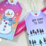Quick Holiday Tags with Kari W.