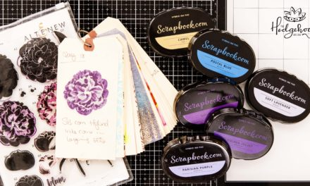 Improve Your Stamping Crafts With Hybrid Ink Layers – Inktoberfest Day 18
