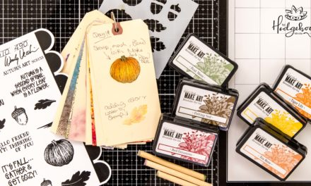 Stamp Like an EXPERT with Blendable Ink – Inktoberfest Day 19