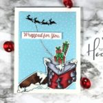 A Sentiment Inspired Christmas Card