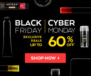 Arteza black friday deals