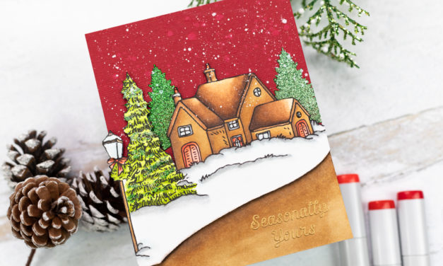 Use the Postcard in your Subscription Box with Jenny Colacicco