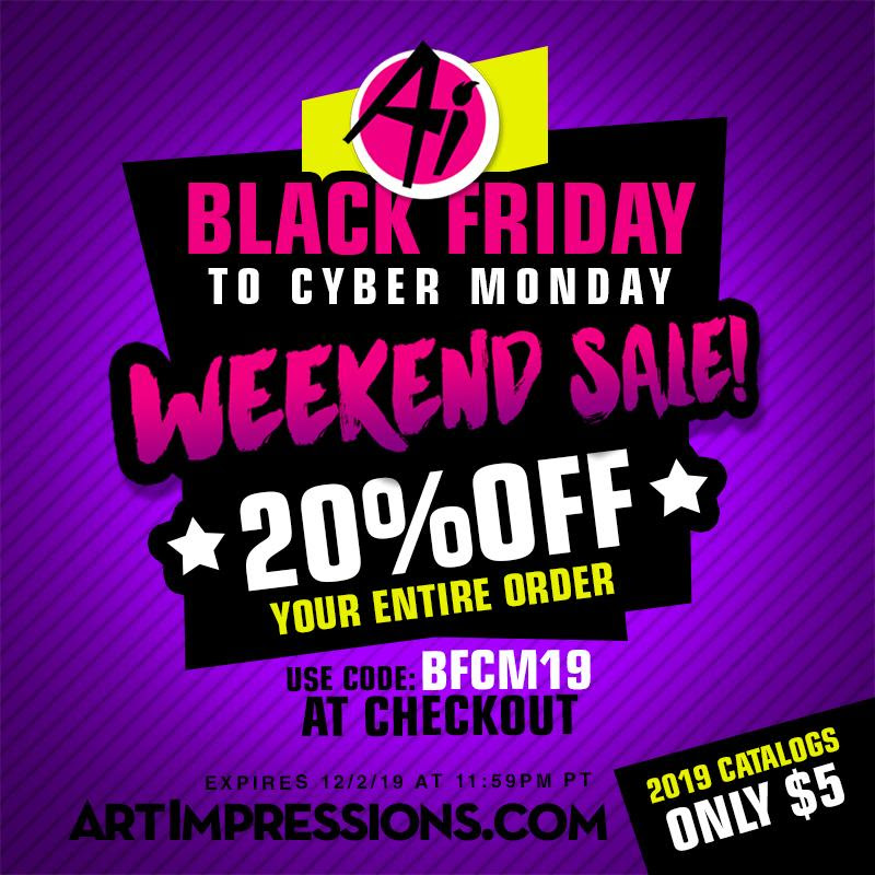 Art impressions black friday deals