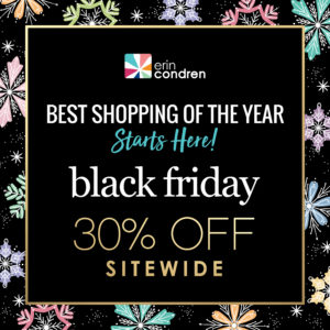 erin condren black friday deals