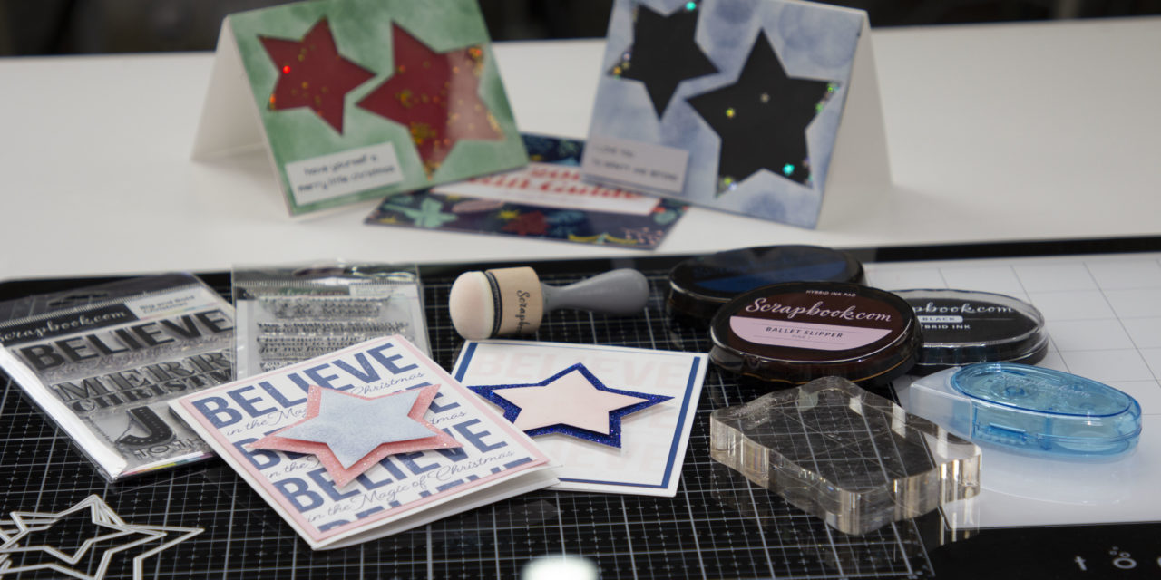 Holiday Papercraft Blog Parade GIVEAWAY!