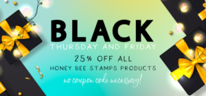 honey bee black friday deals