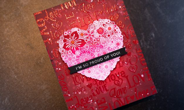 Combining Embossing with Jenny Colacicco