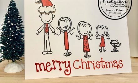 Custom Family Christmas Cards with Jessica Kaiser