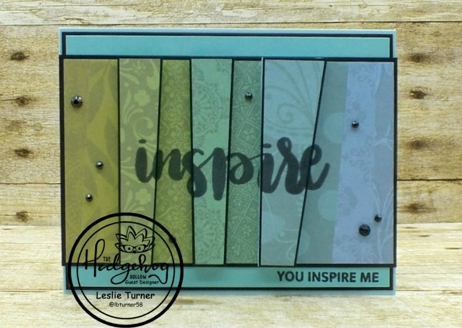 Inspire with Leslie Turner