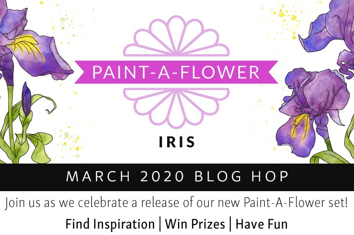 paint a flower graphic
