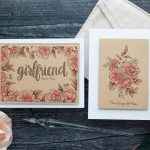 Vintage Florals – Copics on Craft with Marie
