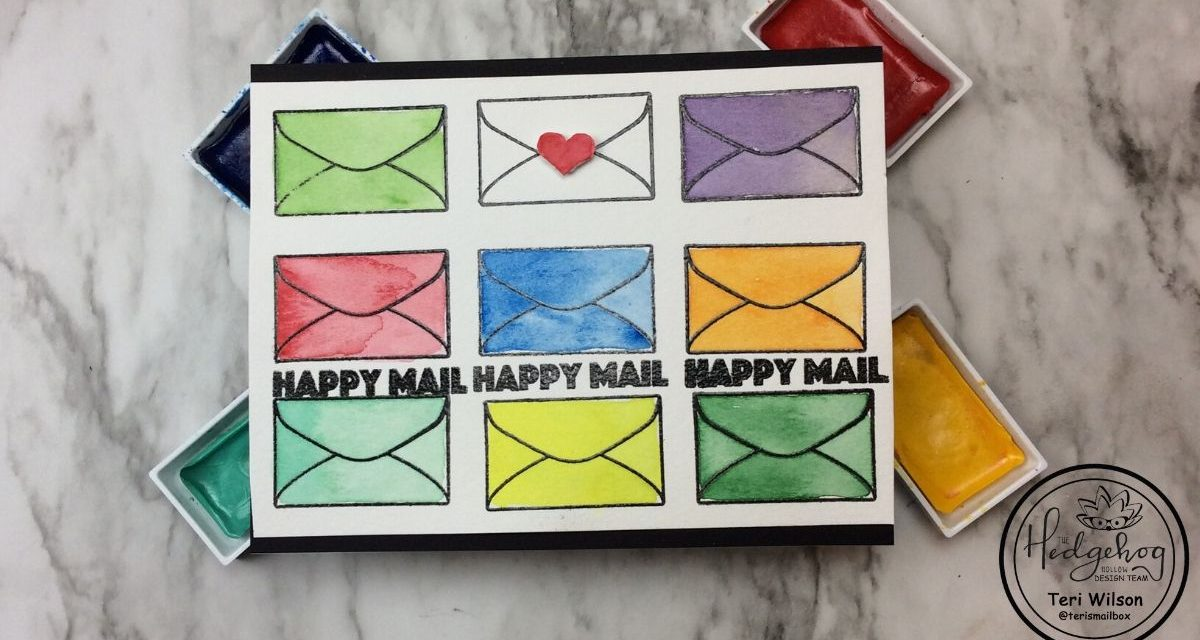 Happy Mail Line Up