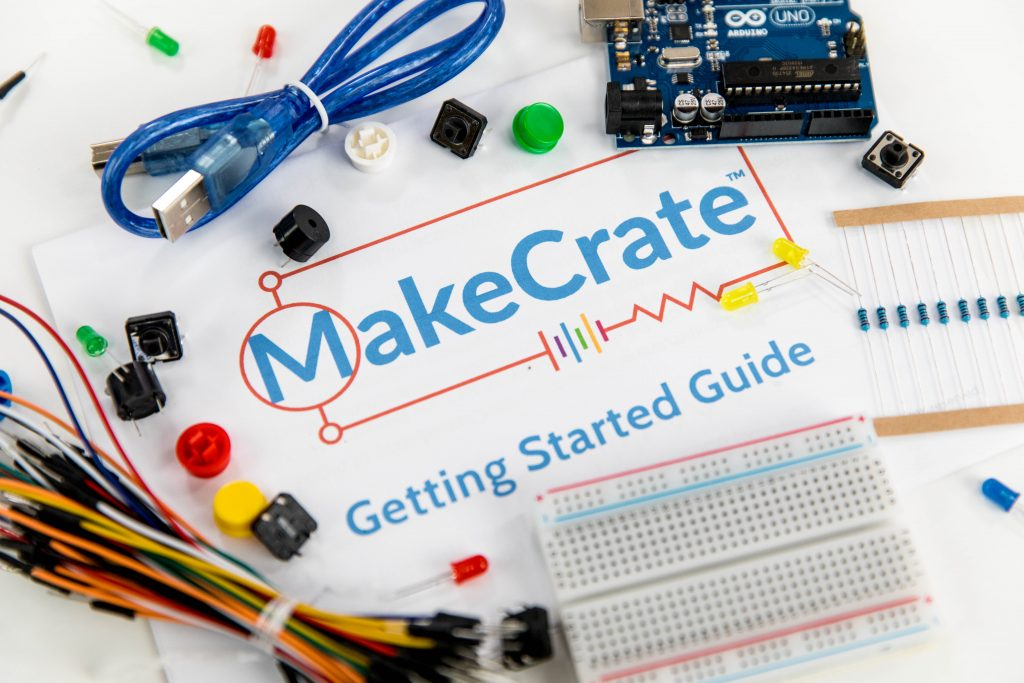 Make Crate subscription box