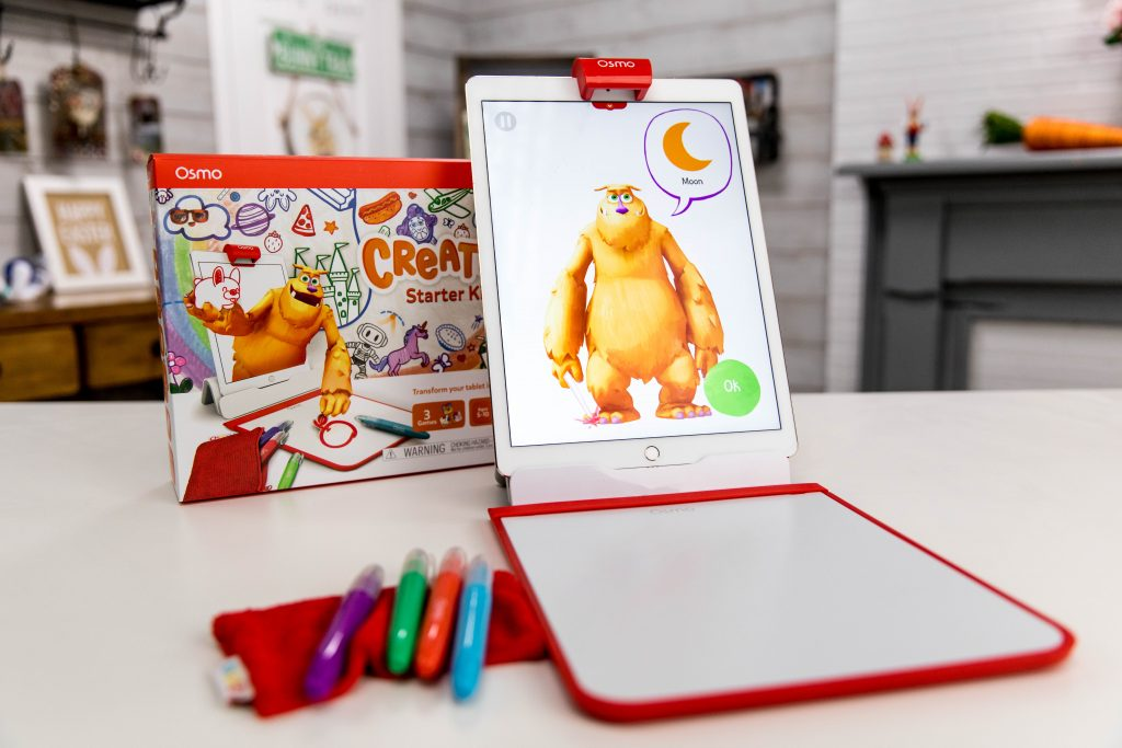 Osmo Create learning system