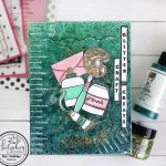How to make a Mixed Media Card