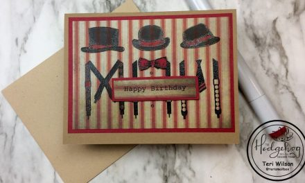 Shirts and Boots Masculine Card