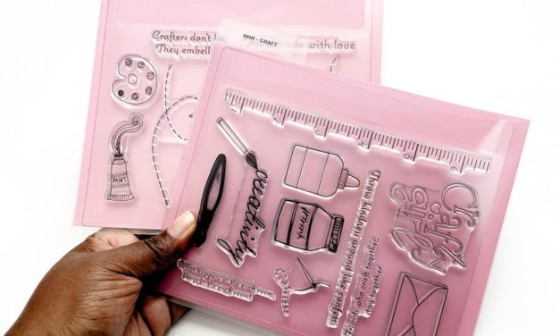 Organize Your Stamps! Stamp n' Storage Solutions