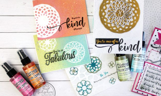 3 Ways to use Chipboard Pieces