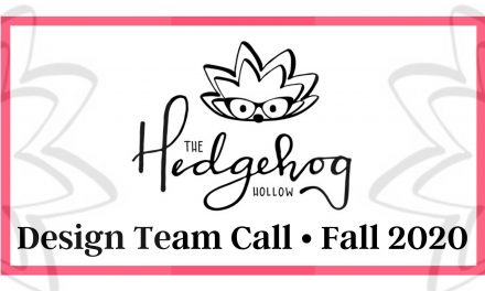 DESIGN TEAM CALL: Fall 2020!