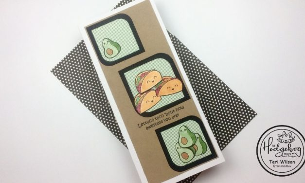 Awesome Taco Card
