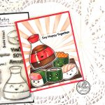 Kawaii Sushi Cards with Sandhya Iyer