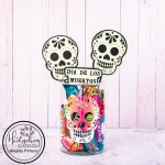 Day of the Dead Candy Jar & Favors
