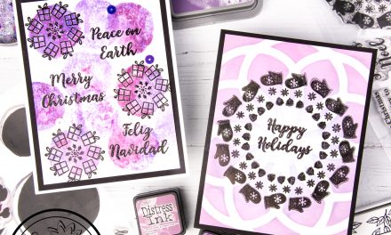 Non-traditionally Colored Holiday Cards