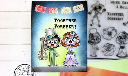 Together Forever using opal vinyl