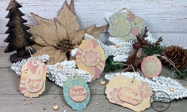 Krafty Holiday Tags