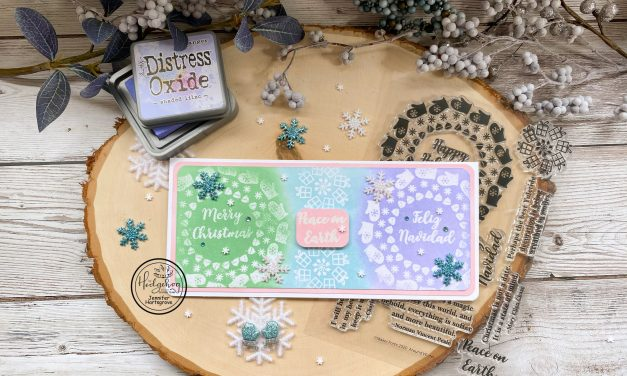 Peace on Earth – Slimline Card
